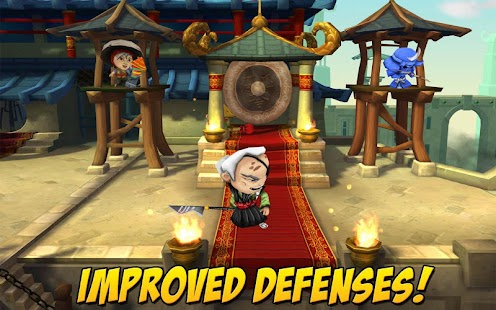 SAMURAI vs ZOMBIES DEFENSE 2 Screenshot 9