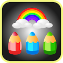 Simply Colors, preschool games icon