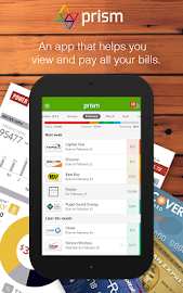 Prism - Pay bills for free Screenshot 1