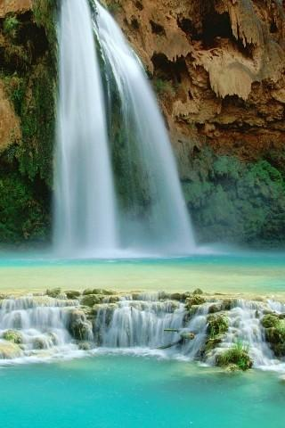... 3D Waterfall Live Wallpapers ...