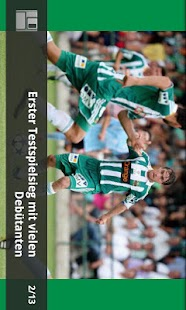 SK Rapid App - screenshot thumbnail