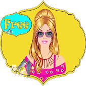 Barbie Cute Dress Up Game
