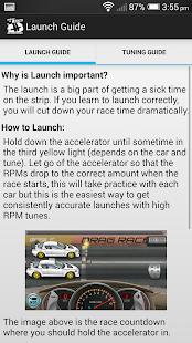Drag Racing Best Tunes - screenshot thumbnail