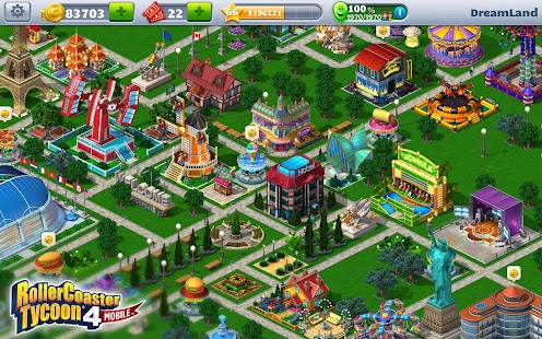 RollerCoaster Tycoon® 4 Mobile Screenshot 37