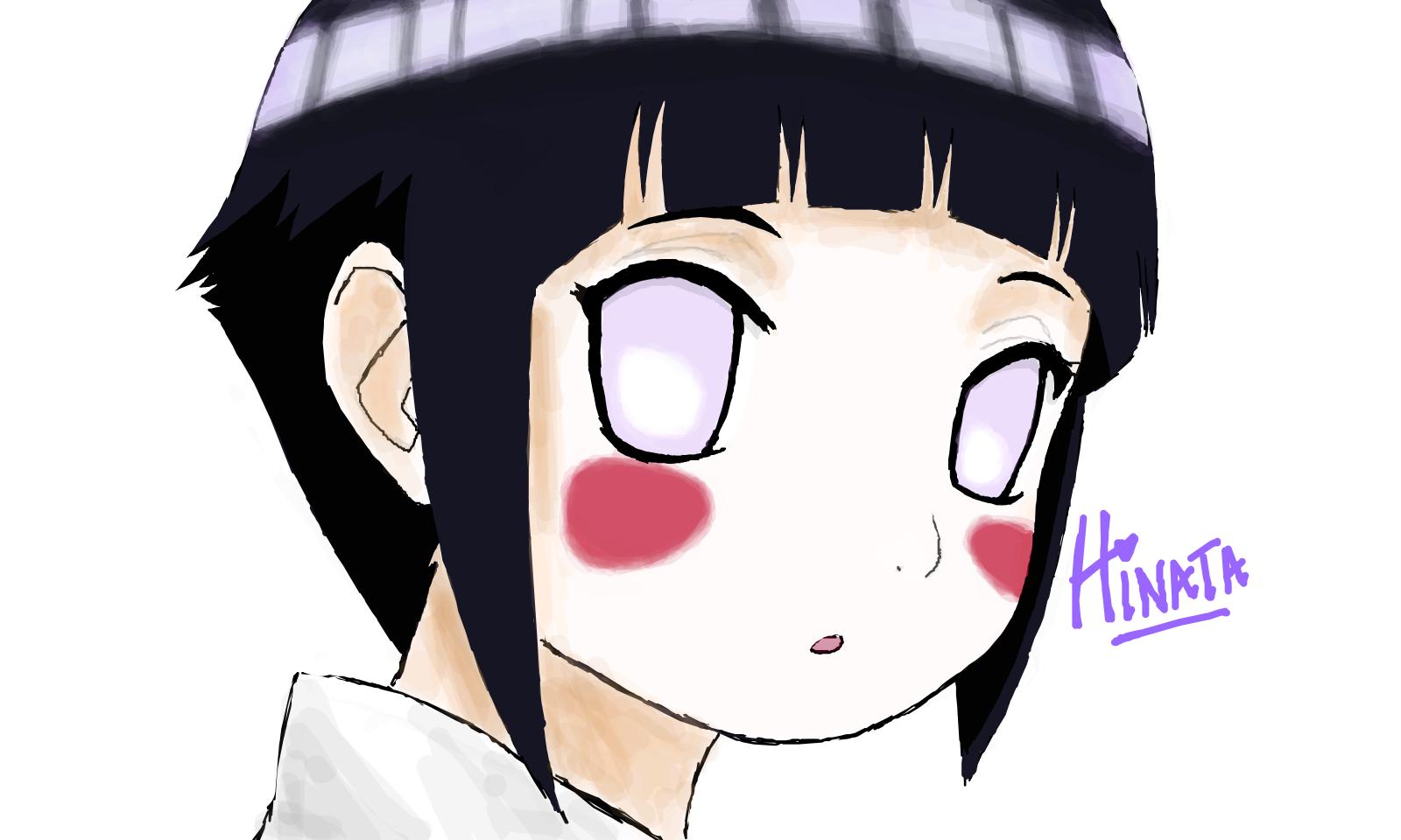 Young Hinata Naruto Shippuden Ep 166 Flashback 3