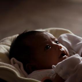 Baby Sherleign by Ryan Hortizuela - Babies & Children Babies ( baby, cute, photography )