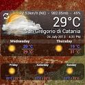 WeatherWidget icon