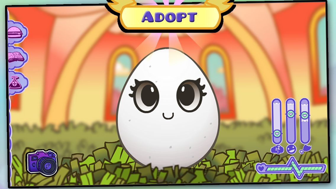 Egg Baby - screenshot