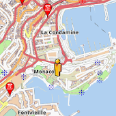 Monaco Amenities Map (free)