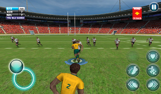 Jonah Lomu Rugby: Gold Edition - screenshot thumbnail