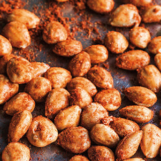 Cumin-and-Paprika-Spiced Marcona Almonds.
