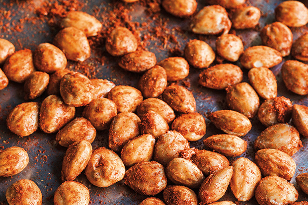 Cumin-and-Paprika-Spiced Marcona Almonds Recipe