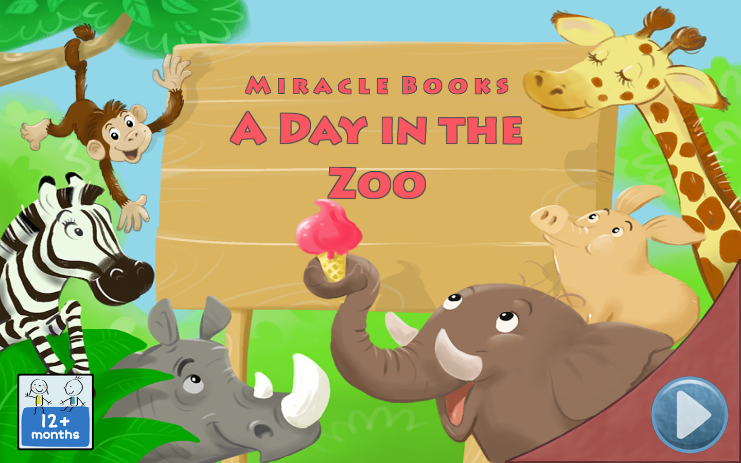 A Day in the Zoo- screenshot