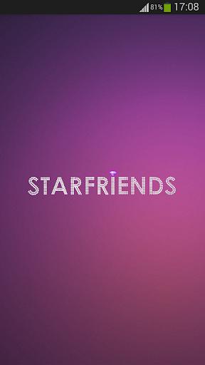 Starfriends Celebrity App