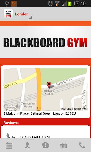 玩健康App|Blackboard Gym免費|APP試玩