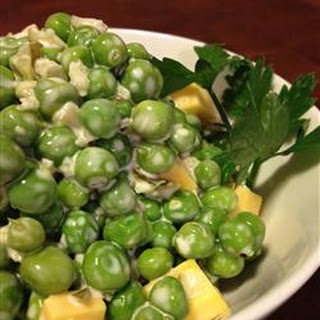 Old Fashioned Pea Salad