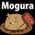 りあるMoguraたたき logo