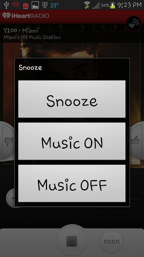 iHeartRadio Alarm Clock