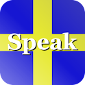 Speak Swedish logo