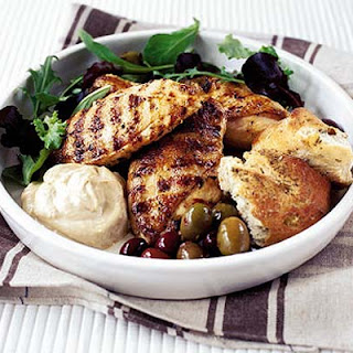 Griddled Chicken with Lemon & Thyme Recipe