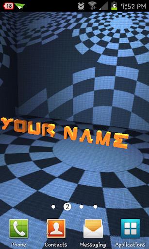 Glorify My Name 3D