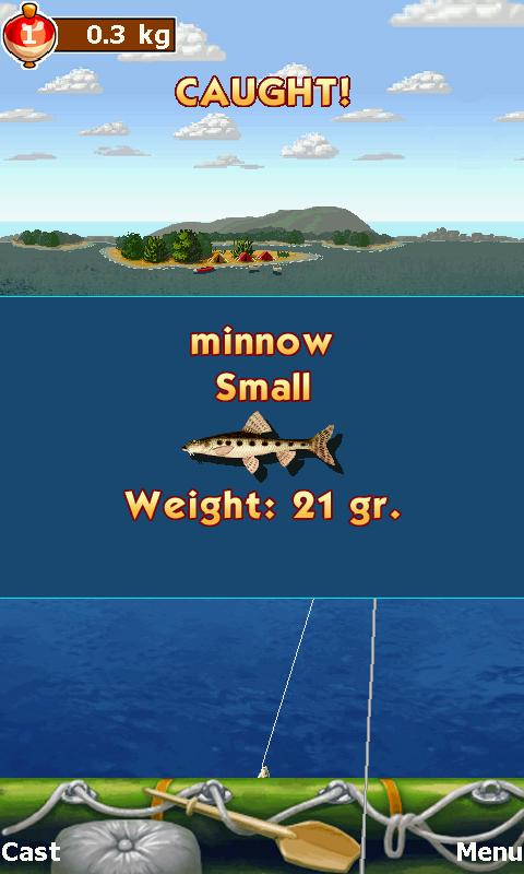 Russian fishing - screenshot