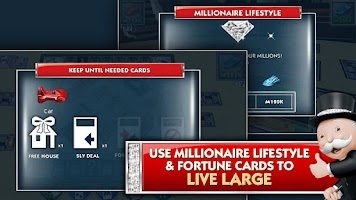 Screenshot of MONOPOLY Millionaire
