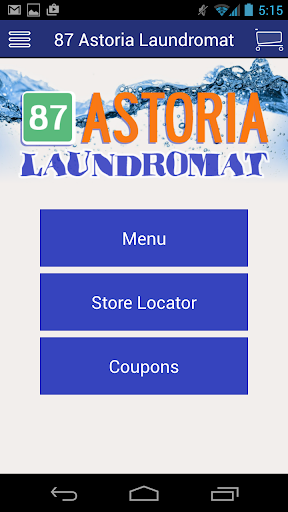 87 Astoria Laundromat