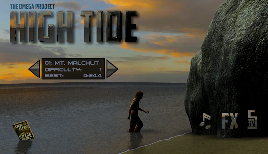 The Omega Project: High Tide- screenshot thumbnail