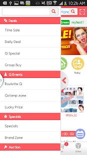 Qoo10 Malaysia- screenshot thumbnail