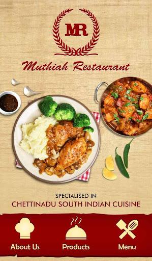 Muthiah Restaurant