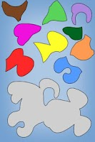 Screenshot of _Kids Shape Puzzle THD