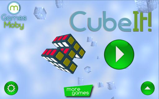 CubeIt 3D Rubik Cube Puzzle