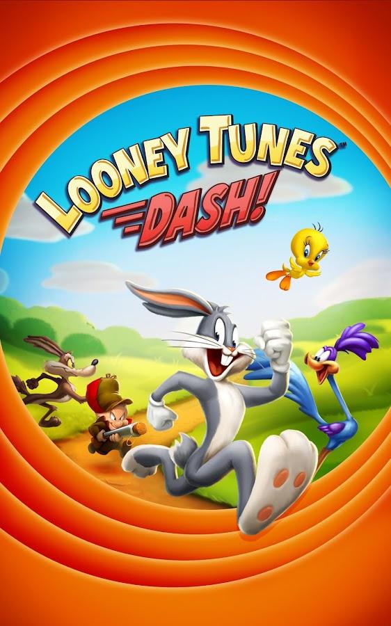 لعبة Looney Tunes Dash! v1.45.11 [MOD] لجوالات الاندرويد