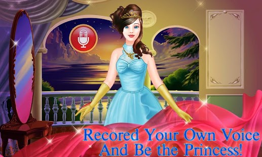 Fairy Tale Princess Dress Up - screenshot thumbnail