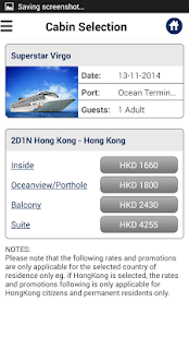 Star Cruises- screenshot thumbnail