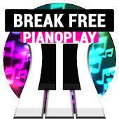 """Break Free"" PianoPlay"