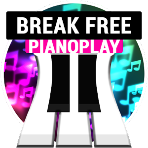 """Break Free"" PianoPlay for PC and MAC"