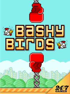 Bashy Birds- screenshot thumbnail