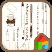 App My pen dodol launcher theme version 2015 APK
