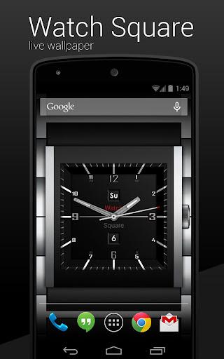 Square Watch LITE