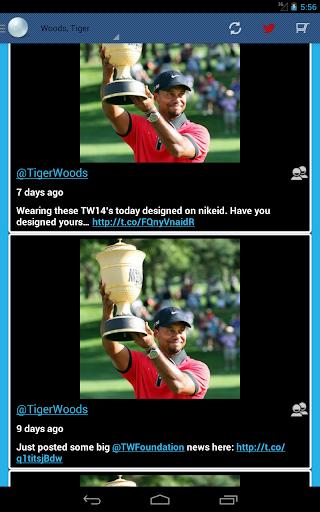 【免費運動App】PGA Tweets-APP點子