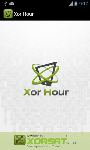 Xor Hour