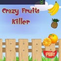 Crazy Fruits Killer icon