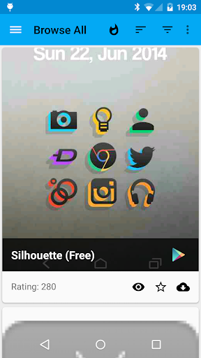 Icon Pack Gallery
