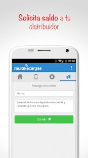 Multirecargas Dominicana- screenshot thumbnail
