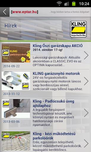 Kling Mobil App