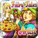 Fairy Tales Artist Coloring icon