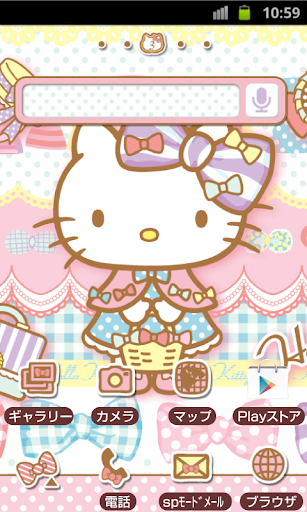 HELLO KITTY Theme151