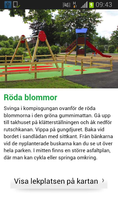 Se Linköping - screenshot